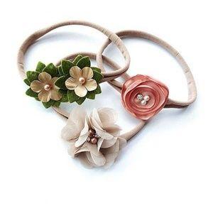 Flower Headbands